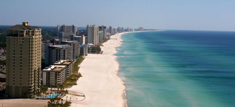 Coastline with Grand Panama