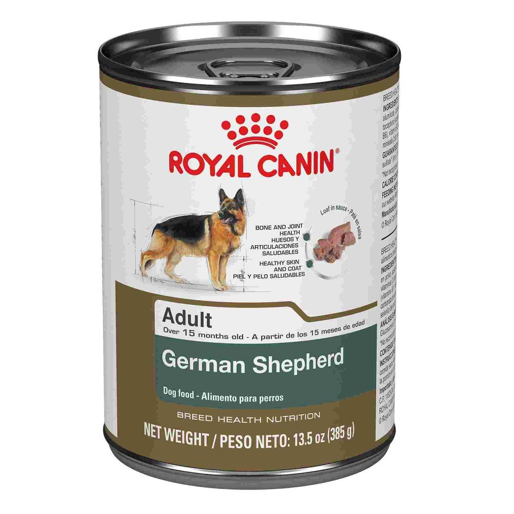 Royal Canin Breed Health Nutrition Adult German Shepherd Canned