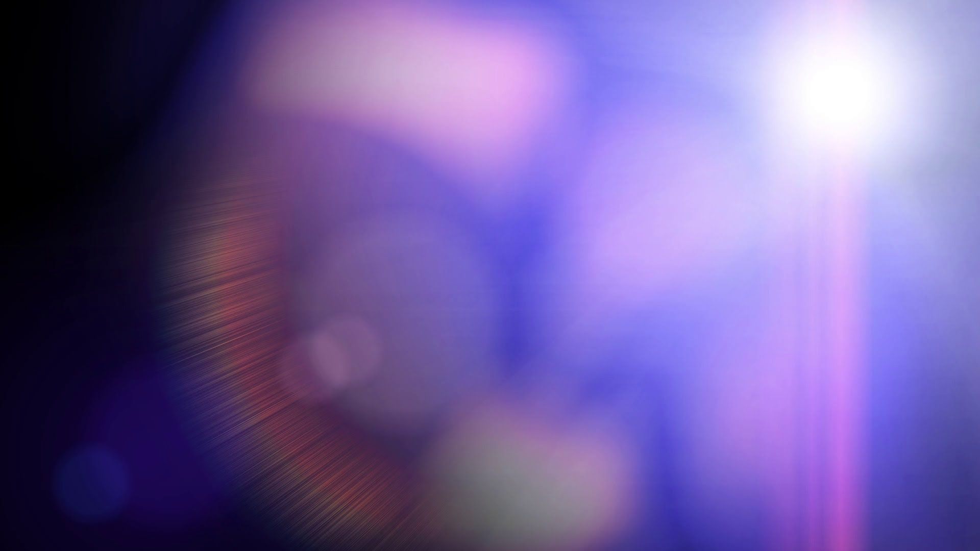 film burn transition with lens flare obliquely - free HD ...