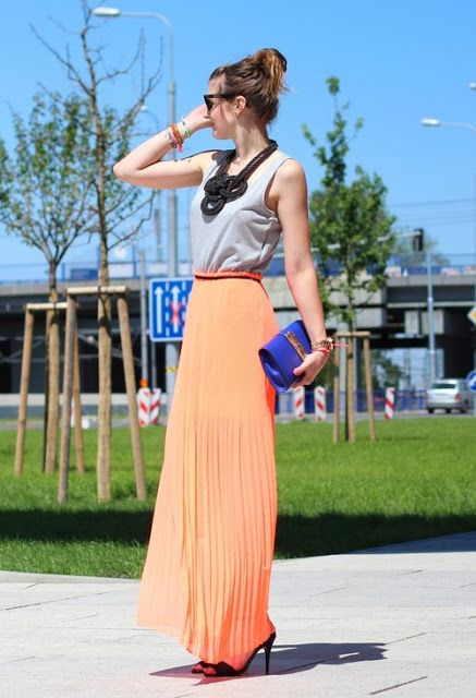 17 Best images about Skirt on Pinterest | Swing skirt, Maxi skirts ...