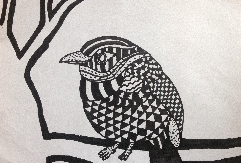 Zentangle animal tl doodles pinterest teaching art and doodles