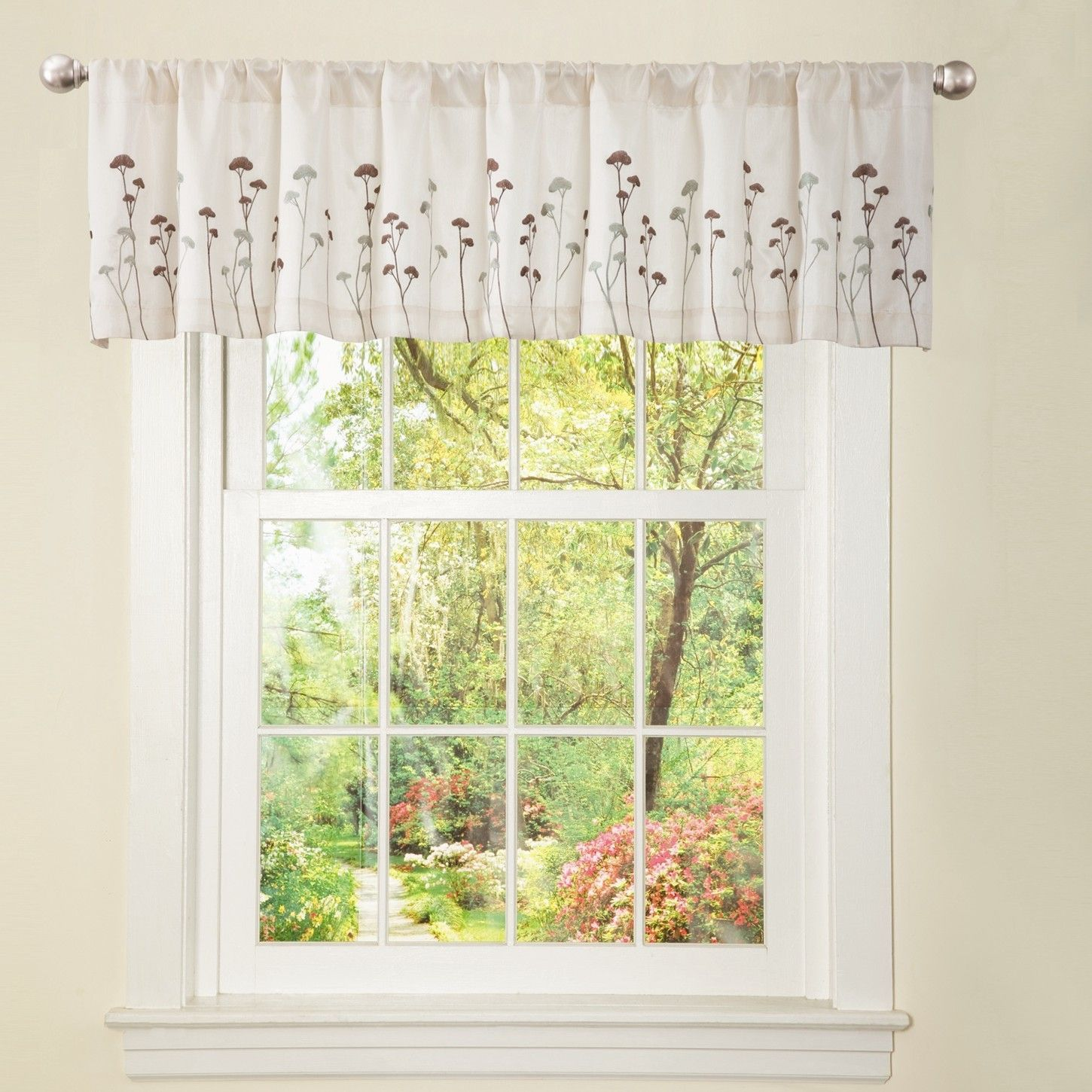 Eyebrow window coverings  dawn valance  products  pinterest  products