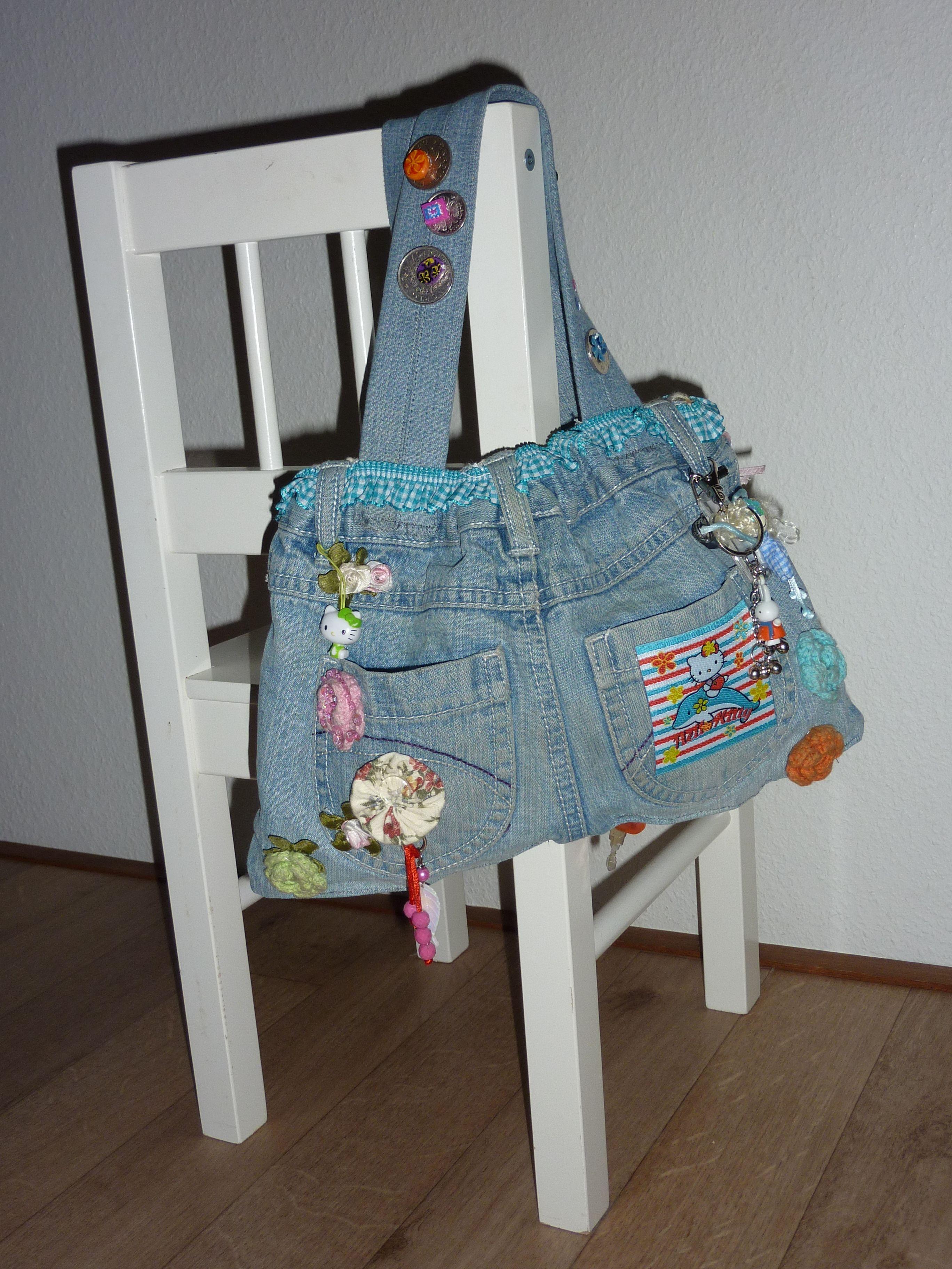 Little Jeans Bag