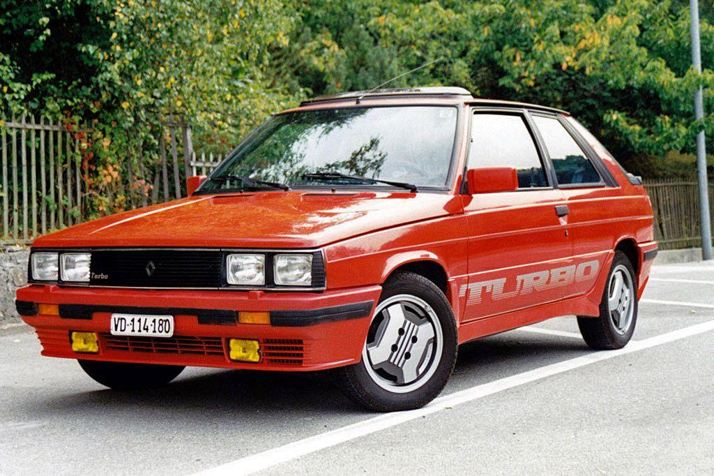 Ma Renault 11 Turbo 1986 Quelle Tait Belle Renault Pinterest