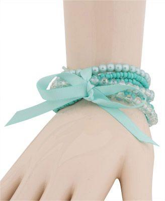 Tied Bracelet Set