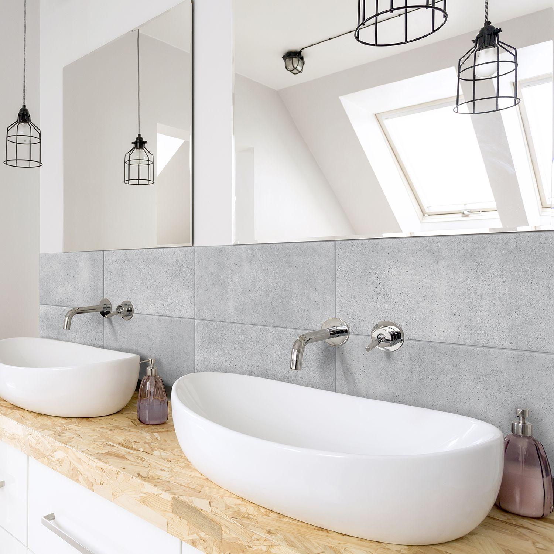 Blok Gray Grey Bathroom Tiles Smart Tiles Grey Bathrooms