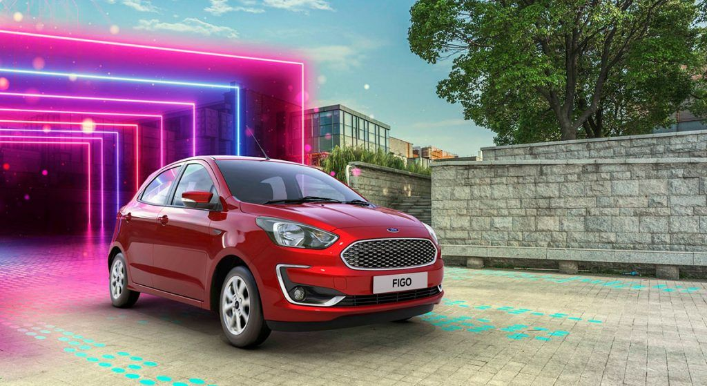 Ford Teases 2019 Figo Ties Up With Tinder For Campaign Ford