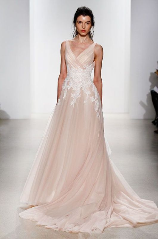 18 Graceful And Feminine Ballerina Inspired Wedding Dresses