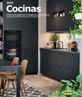 Ver cat logo de cocinas 2018 decoracion interior - Ikea nuevo catalogo 2018 ...