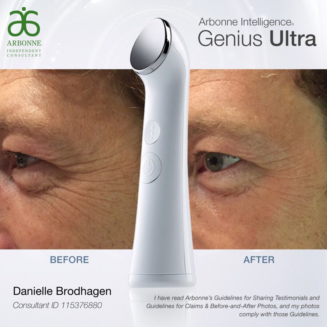 Genius ultra device takes skin care to the next level