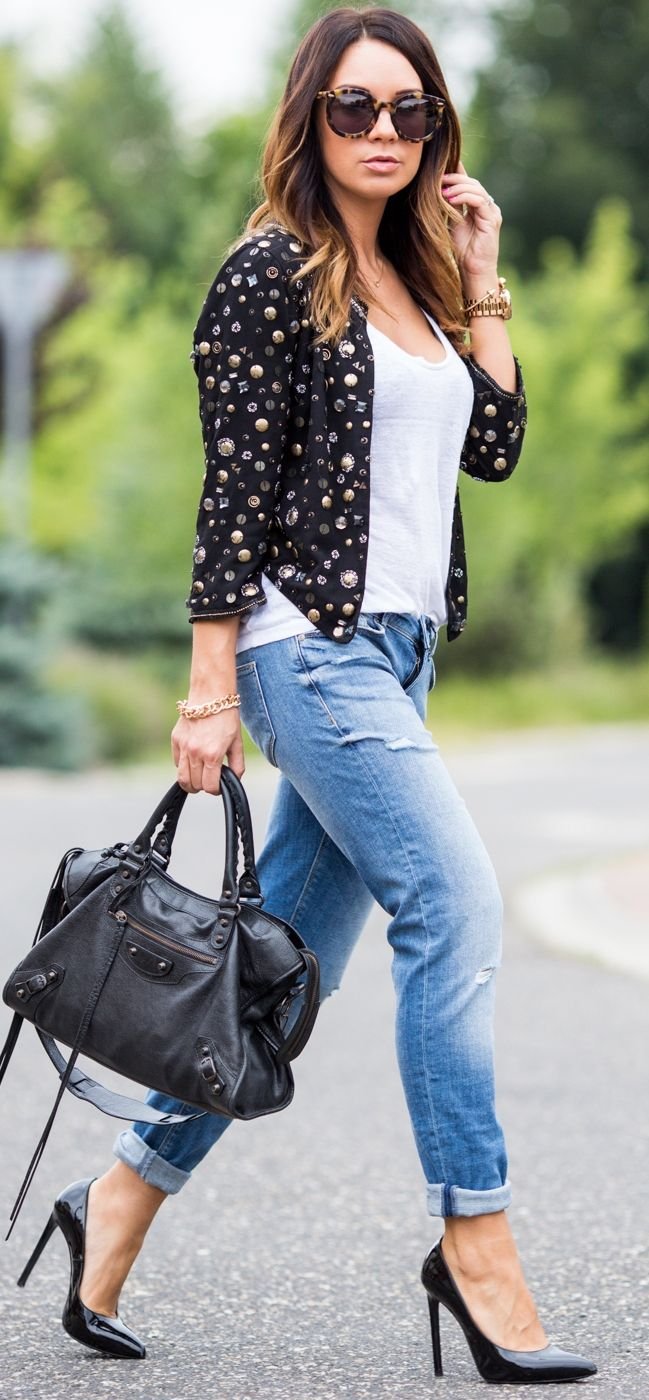 Pin by beautiful ambience on street style jeans pinterest street
