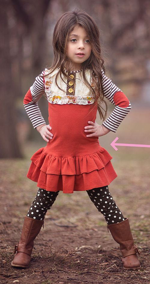 c9e50e96d Persnickety Red Lou Lou Dress with Long Sleeves PREORDER