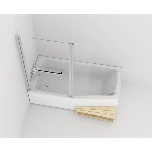 Baignoire sofa asym trique jacob delafon 160x85 cm robinetterie gauche salle de bain - Robinetterie jacob delafon salle de bain ...