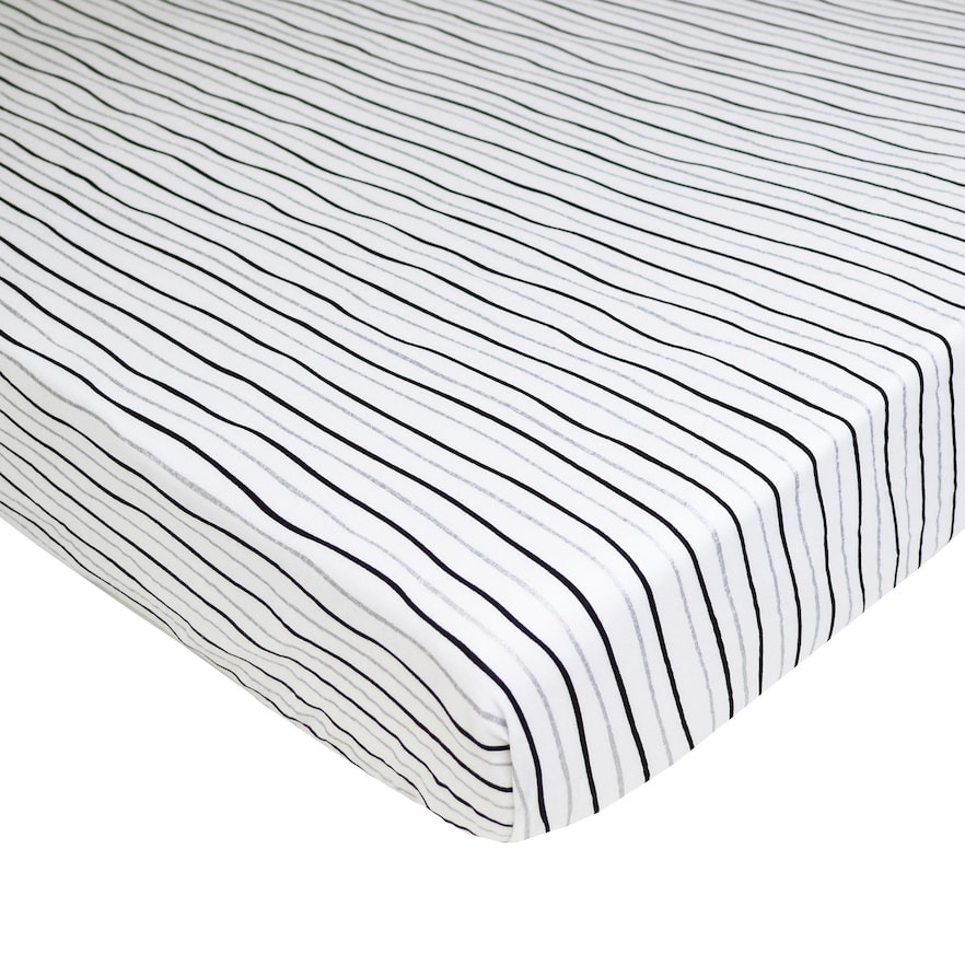 Tl Care 2 Pack Jersey Knit Fitted Playard Sheets Crib