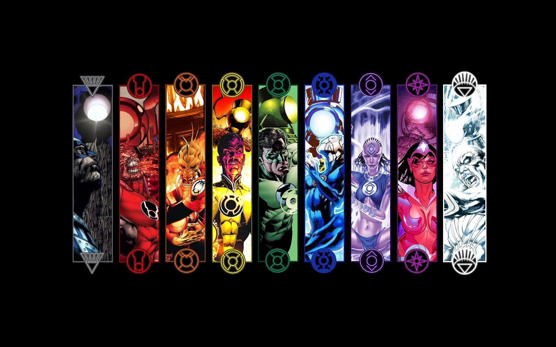 Green Lantern HD Wallpapers Backgrounds Wallpaper