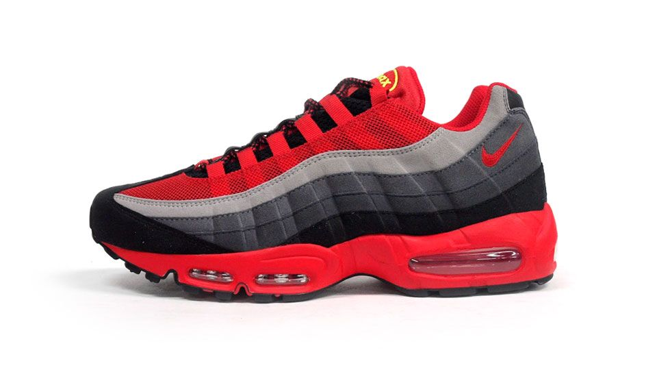 Nike Air Max 95 LeBron SNKRS Exclusive Sneaker Bar Detroit