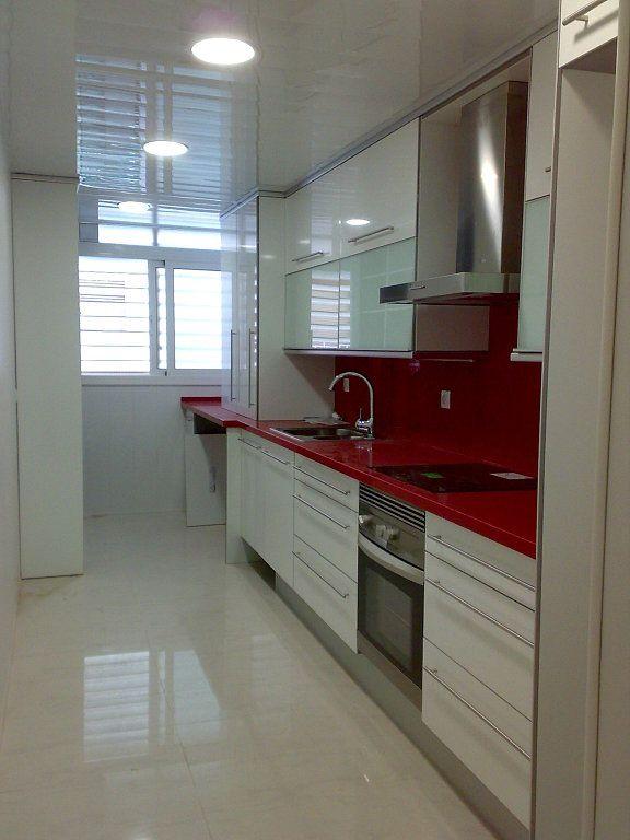 Fotos de cocinas blancas (pág. 28) | Decorar tu casa es facilisimo.com