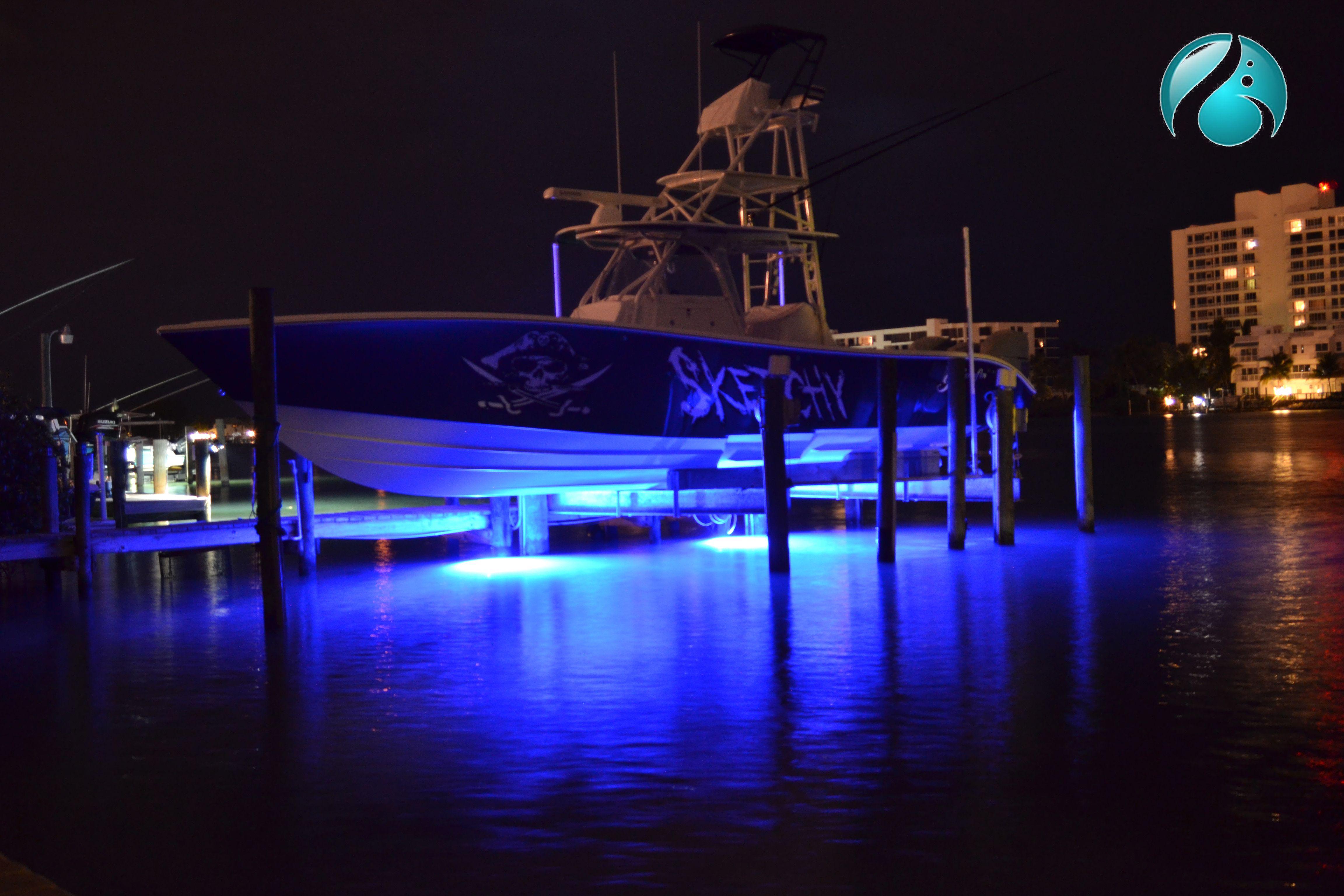 Underwater Dock Lights Odyssea Led Underwater Lights In