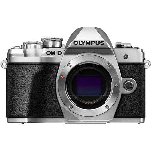 Olympus Om D E M10 Mark Iii Mirrorless Camera Body Silver System Camera Digital Camera Mirrorless Camera