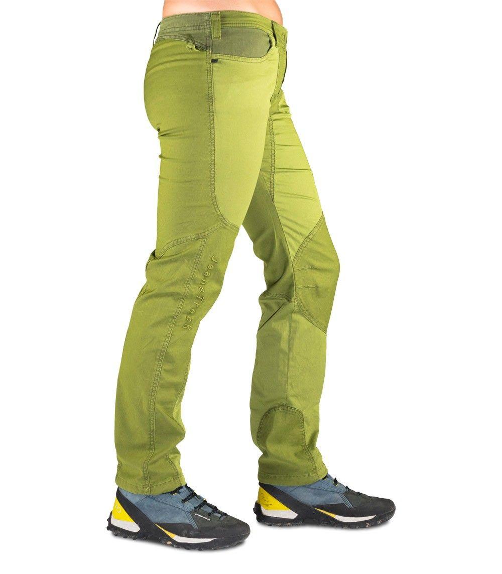 Trekking Tardor Verde Mujer Pantalón Escalada En 2019Jeanstrack HI2WED9Y
