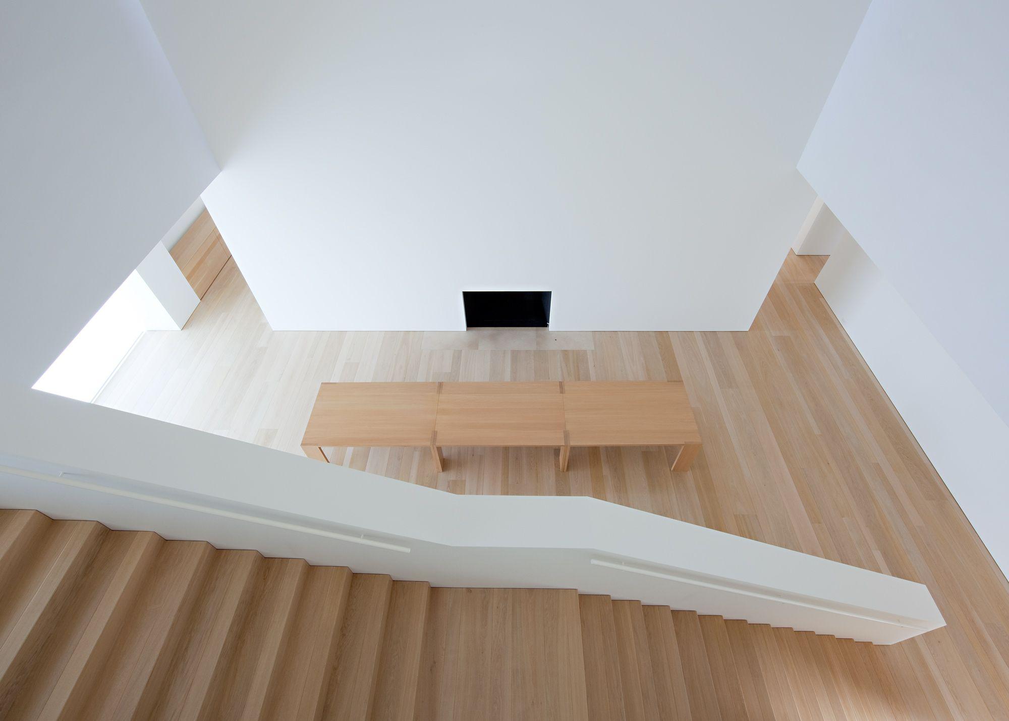 Best John Pawson Minimalism Interior Wood Staircase John Pawson 640 x 480