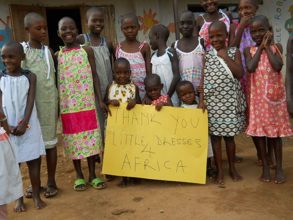 Pillowcase Dresses For Africa Little Dresses For Africa  Little Dresses  Pinterest  Africa