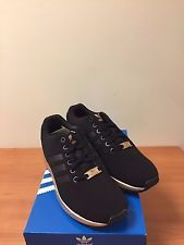 release date aaa85 8e819 get adidas zx flux s78977 core black copper torsion new ...