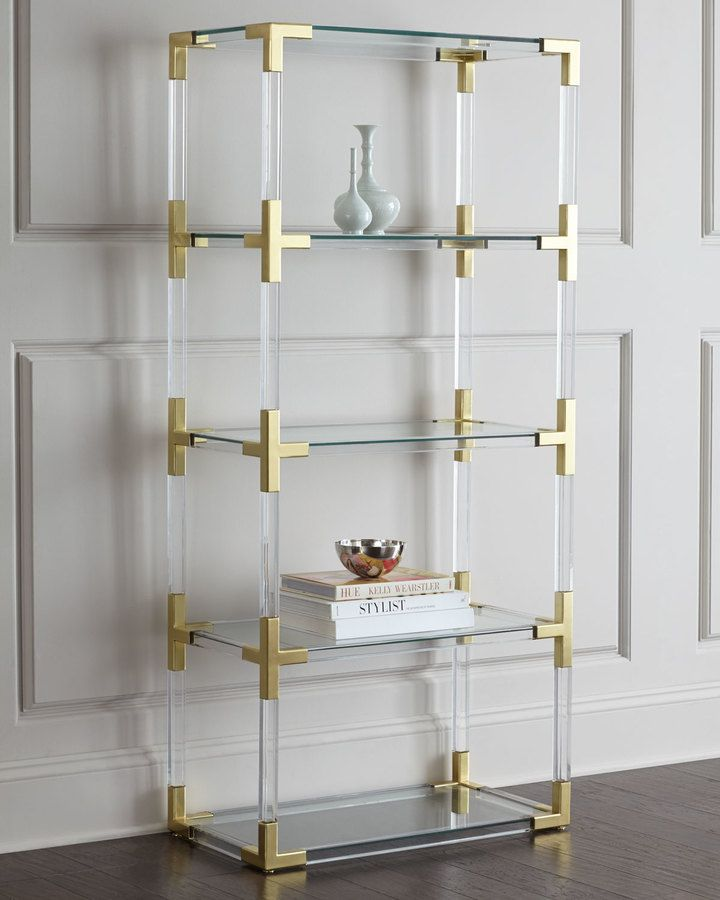 height aspect width product fit image of and room teak brass divider bookcase chairish