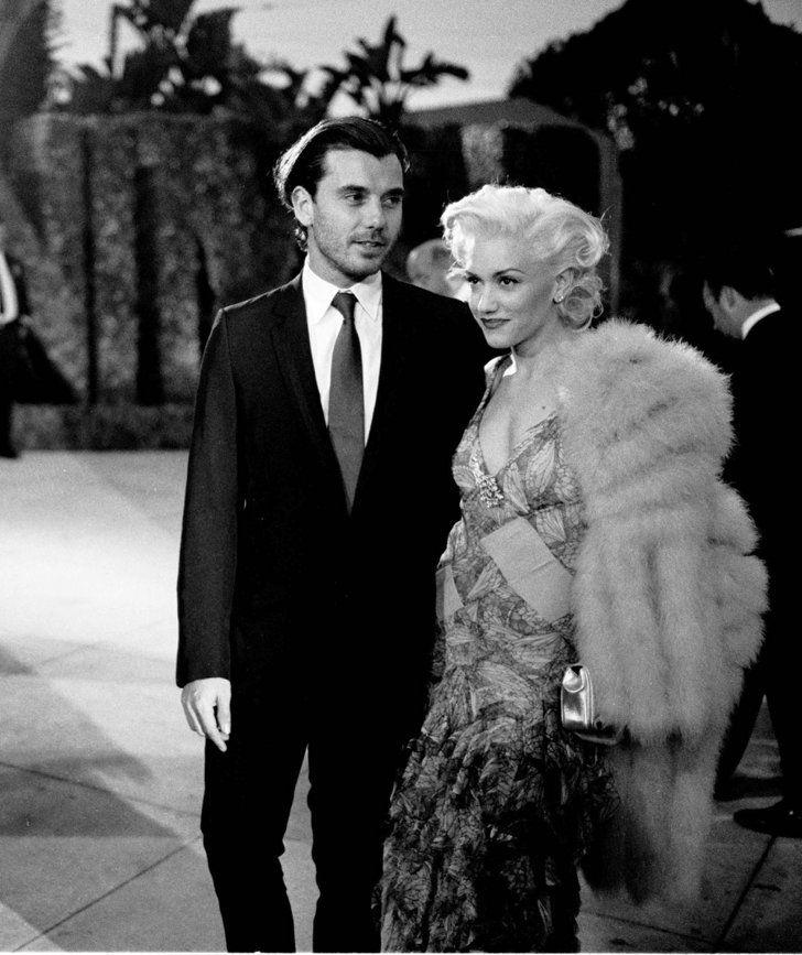 Pin for Later: En Souvenir des 27 Couples de Célébrités Que Nous Avons Perdu Cette Année Gwen Stefani et Gavin Rossdale: 1995-2015