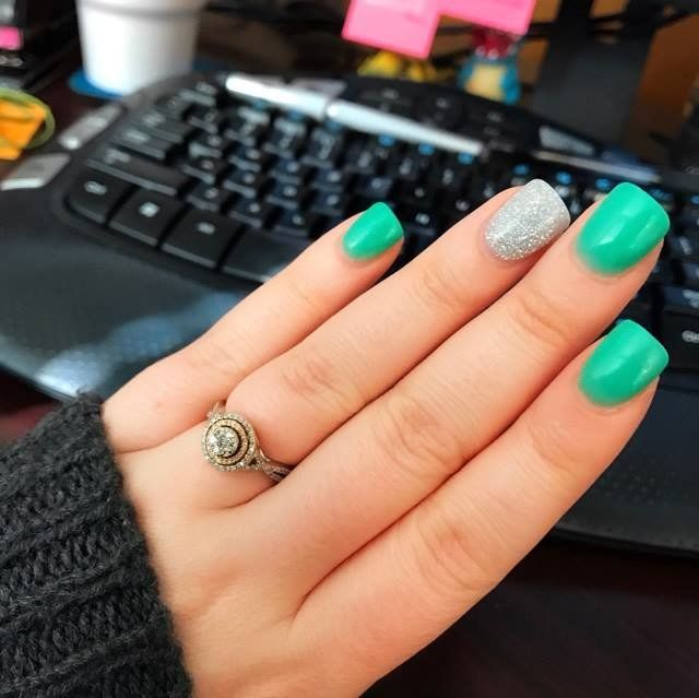 Photo of Nail Lounge and Spa - Hurst, TX, United States. NEXGEN over ...