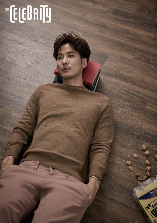 Kim Ji Suk The Celebrity Magazine March Issue Korean