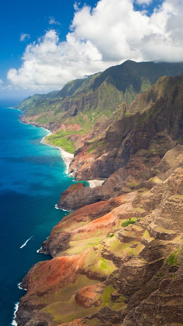 Wallpaper iphone hawaii - Amazing Nature Landscape Wallpapers For Iphone Mobile9