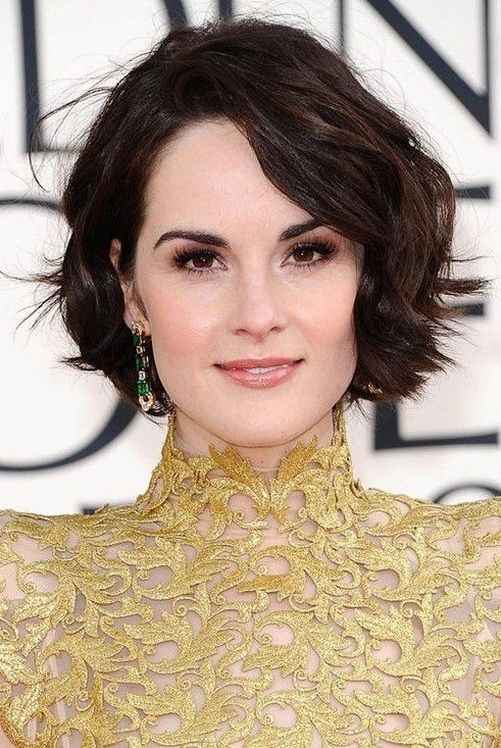 Short Hairstyles For Thick Wavy Hair Short Hairstyles For Thick Wavy Hair Pictures  Short Wavy Hair