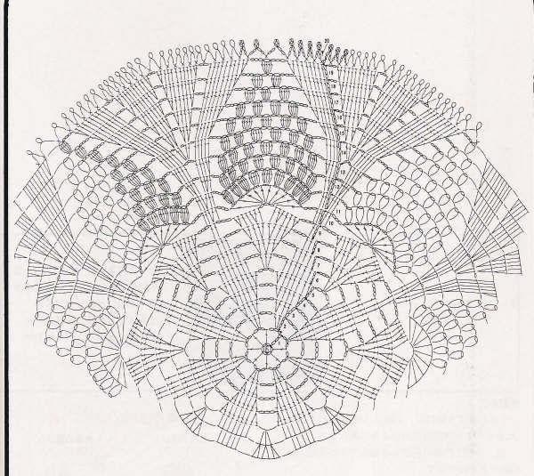 Carpeta ganchillo con uvas en relieve | Pinterest | Uvas, Carpeta y ...