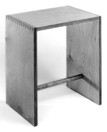 ulmer hocker 1954 von max bill war ein ideales m bel f r seine studenten an der ulmer. Black Bedroom Furniture Sets. Home Design Ideas