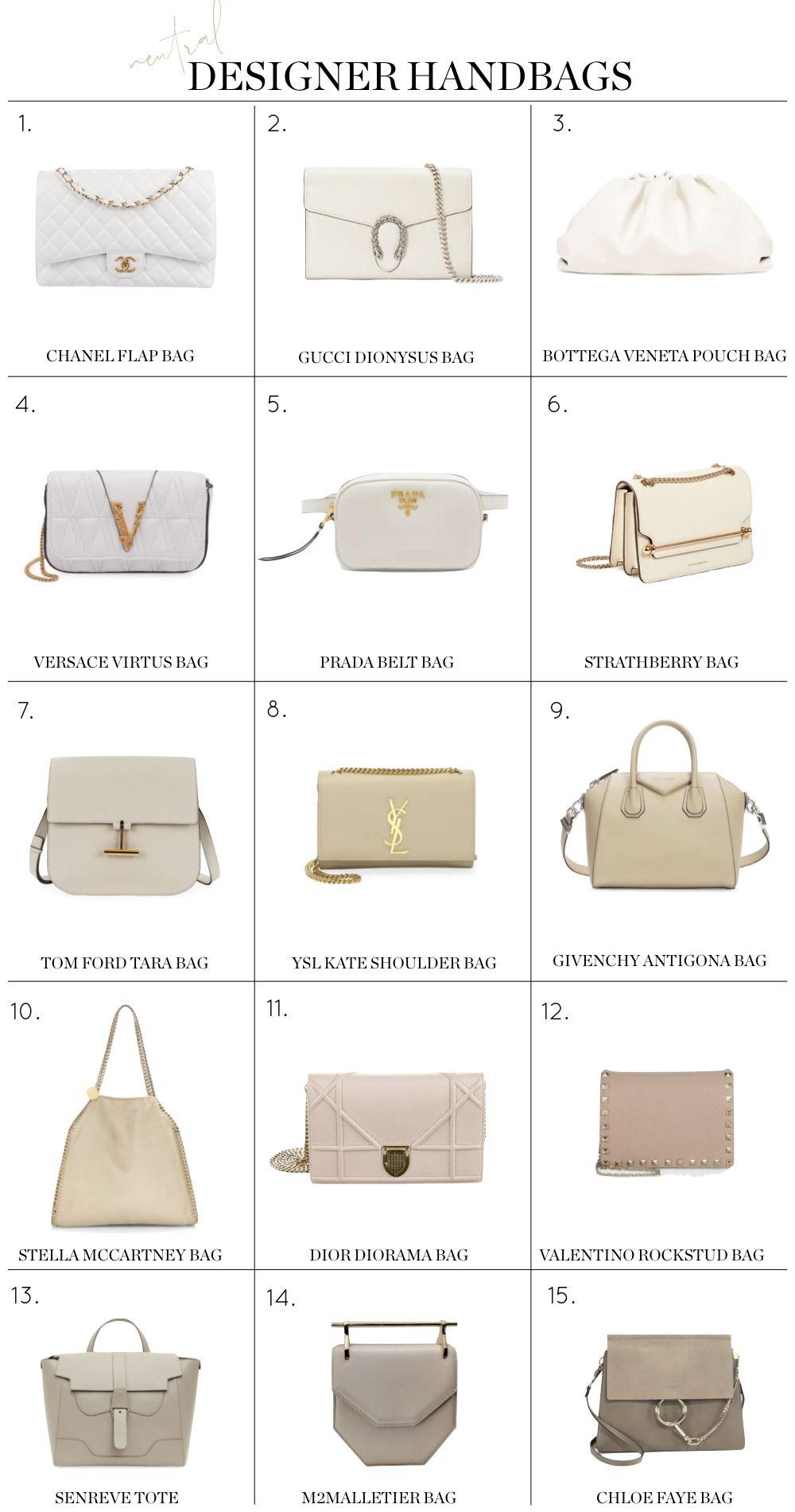 High End Handbag Dupes, 15 best designer handbags purses for spring and similar cheap designer lookalike dupes