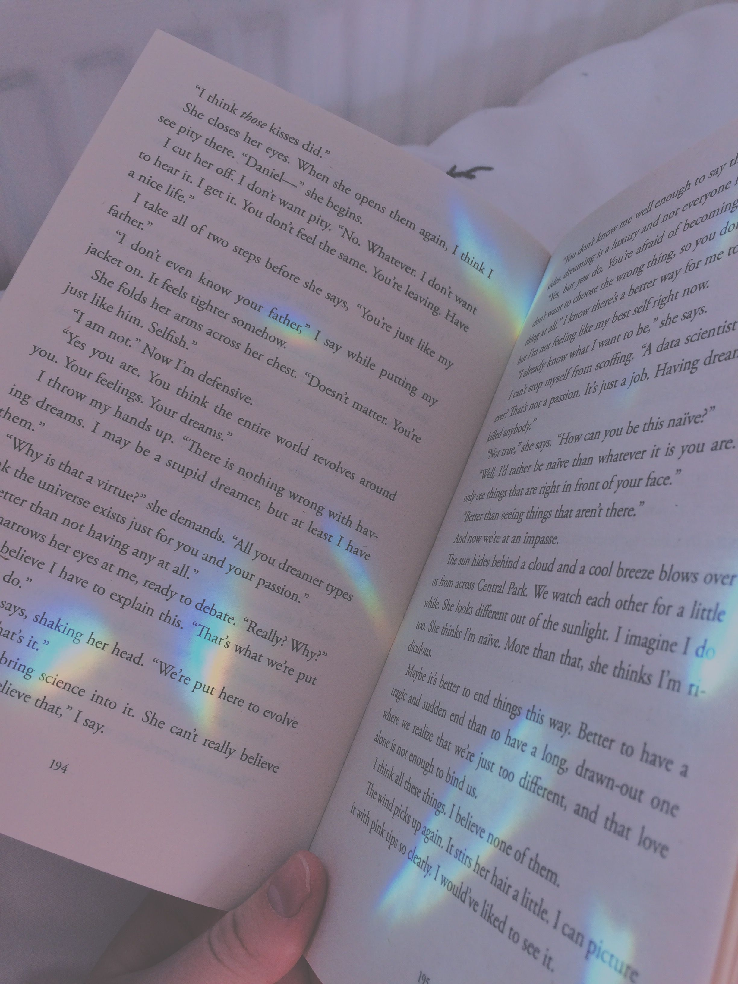 Pin By Mi Agenda Nerd On Tesog Rainbow Aesthetic Book Aesthetic White Aesthetic If you have your own one, just send us the image and we will show it on the. rainbow aesthetic