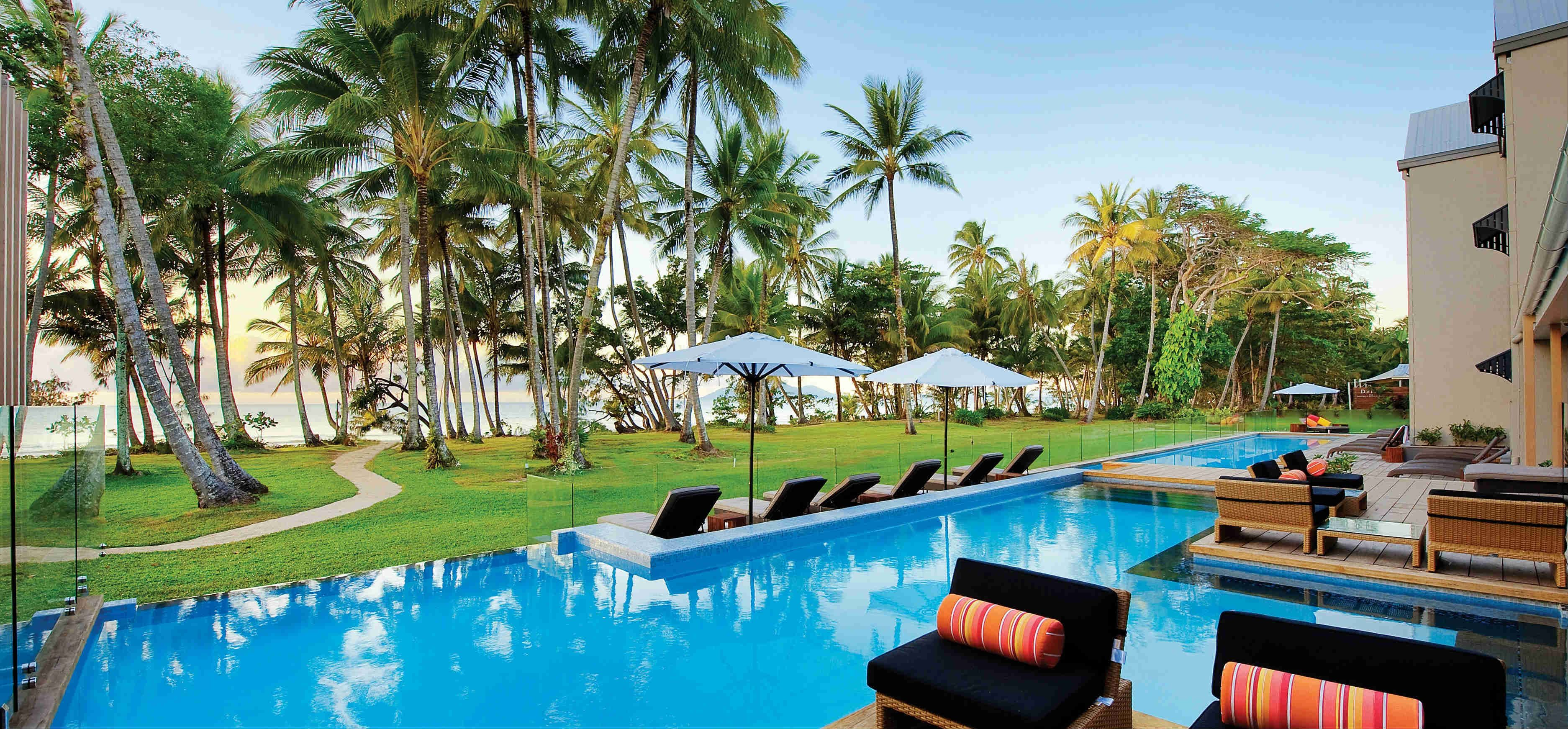 Castaways Resort Spa Mission Beach Queensland Australia Hotels