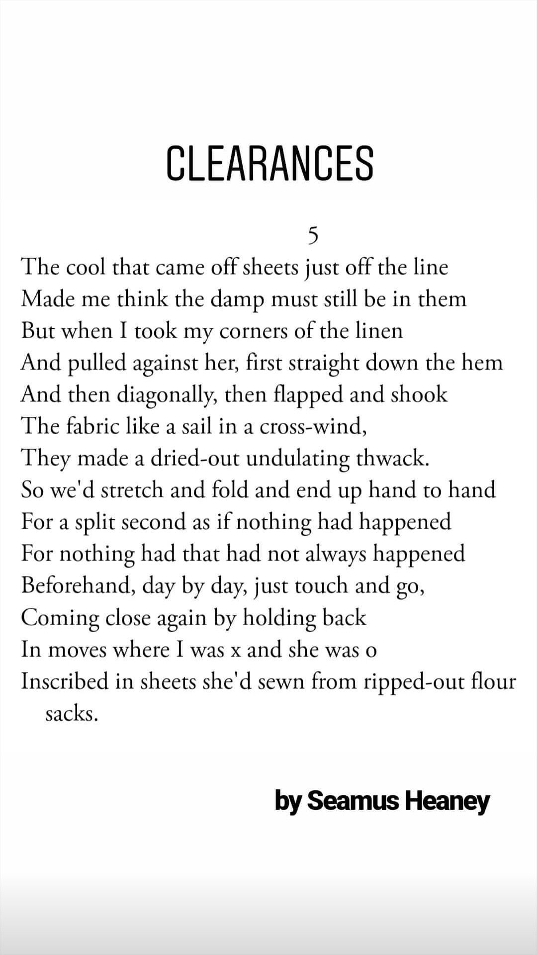 Seamu Heaney Poem Poems Theme Of The Digging By