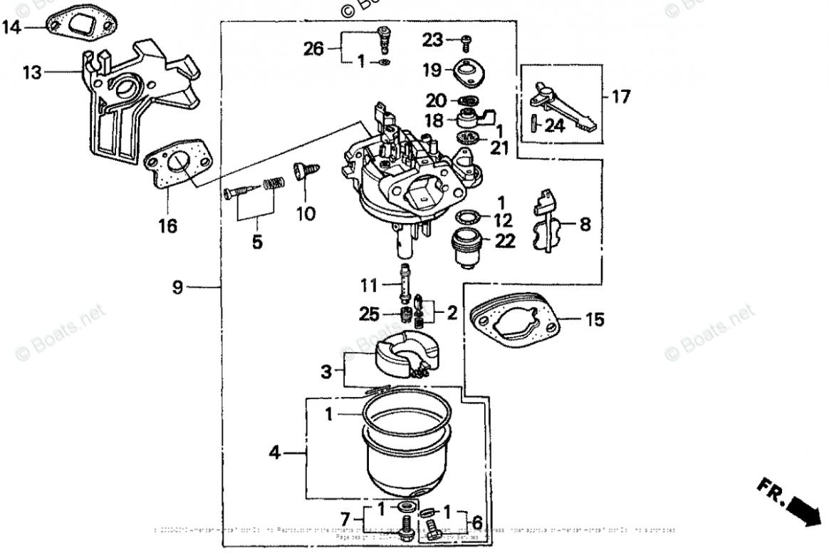 Small Engine Carb Diagram di 2020