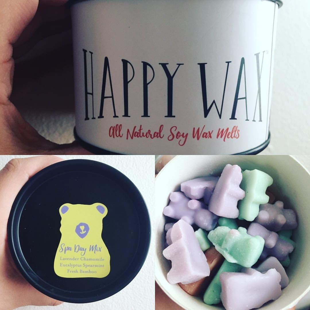 Happy wax all natural soy wax melts made in america