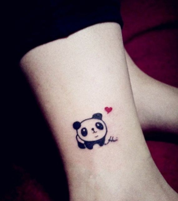 Pin By Antonio Rolas On Ok Panda Tattoo Baby Tattoos Tattoos