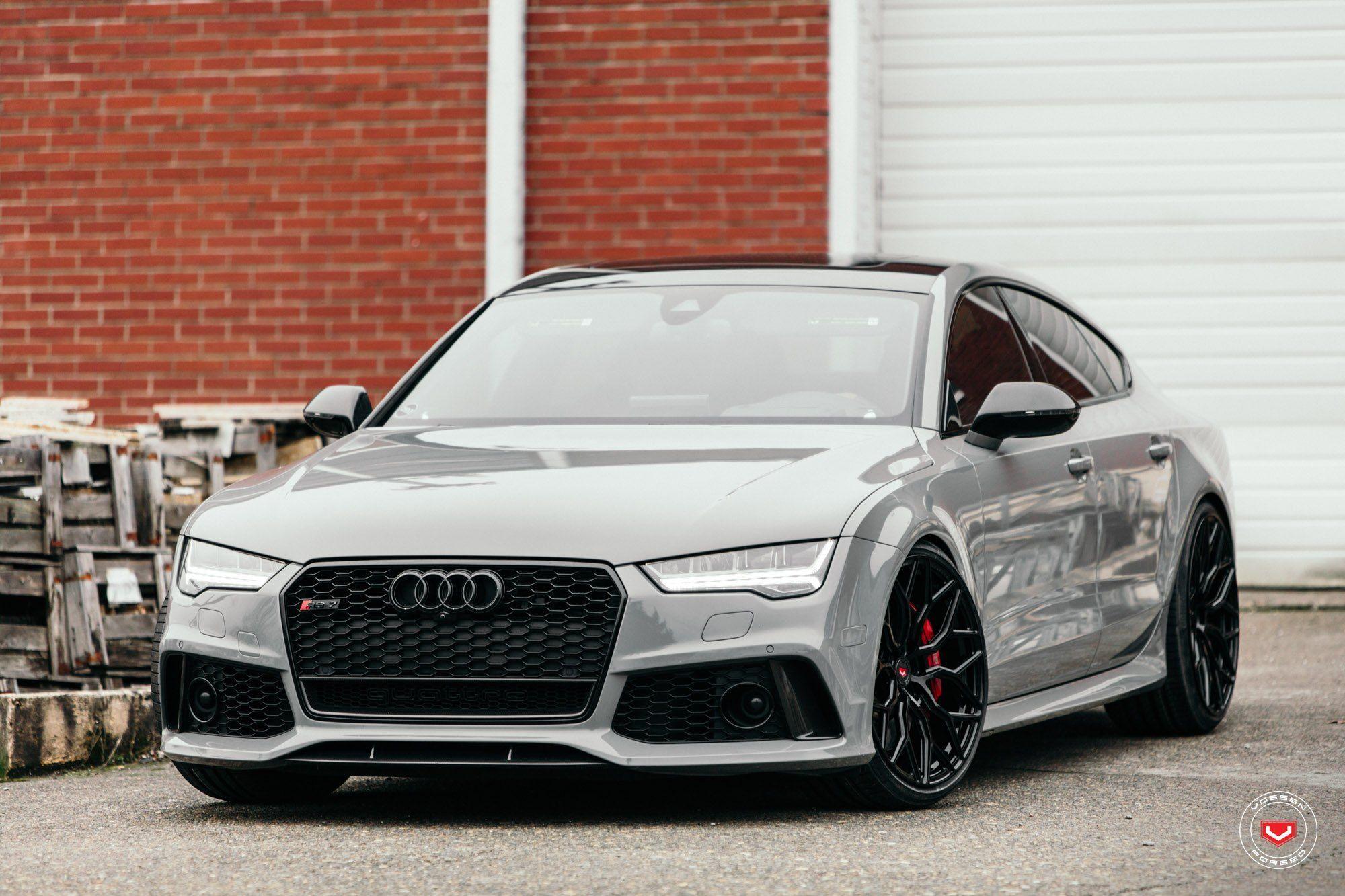 Royal Tuning For Gray Audi A7 Audi A7 Dream Cars Audi Audi