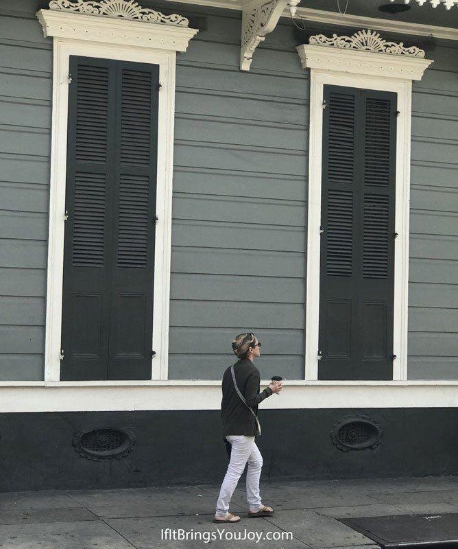 Eye Candy Architecture In New Orleans Shutters