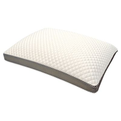 Therapedic Trucool Memory Foam Side Sleeper Pillow Side Sleeper Pillow Bed Pillows Pillows