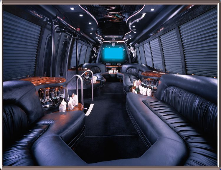 Sacramento Party Bus Interiors Bus Interior Party Bus Rental Party Bus