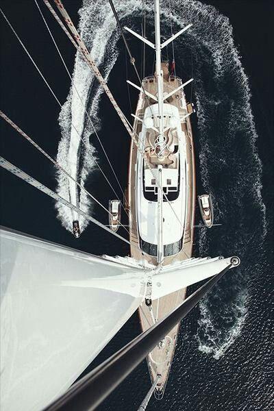 Boat image by Ermis77 on Luxury Lifestyle Sailing