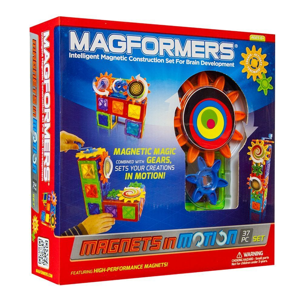 Magformers Magnets In Motion 37 Pc Gear Set Multicolor Amazoncom Snap Circuits Sc300 Electronics Discovery Kit Toys
