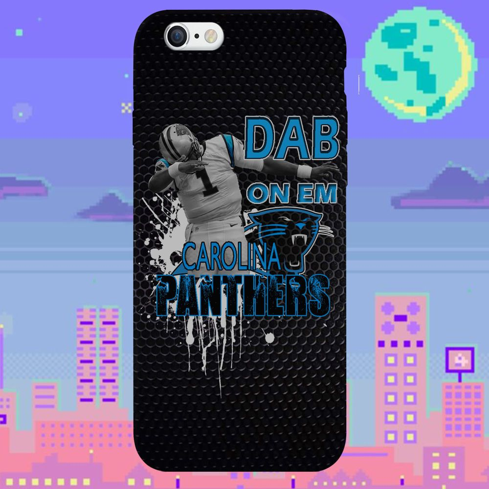 Cam Newton Dab On Em iphone case