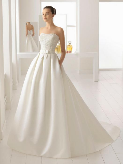 aire barcelona - bohemia - vestido de novia en 2019 | vestidos de
